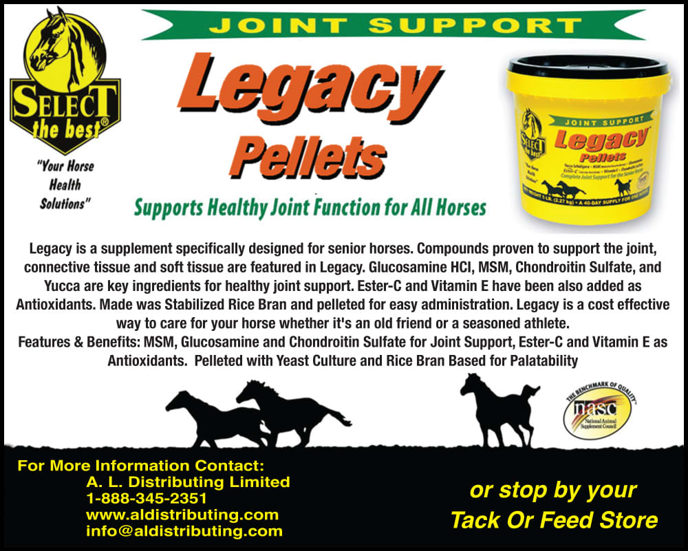 A.L. Distributing Legacy Pellets