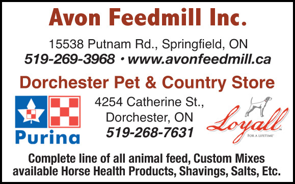 Avon Feedmill Inc.