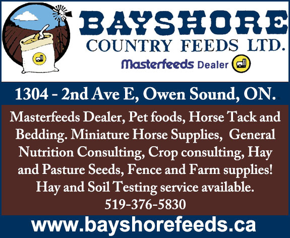 Bayshore Country Feeds