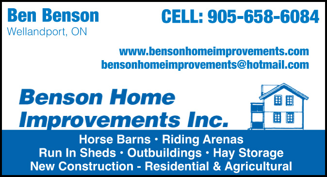 Benson Home Improvements