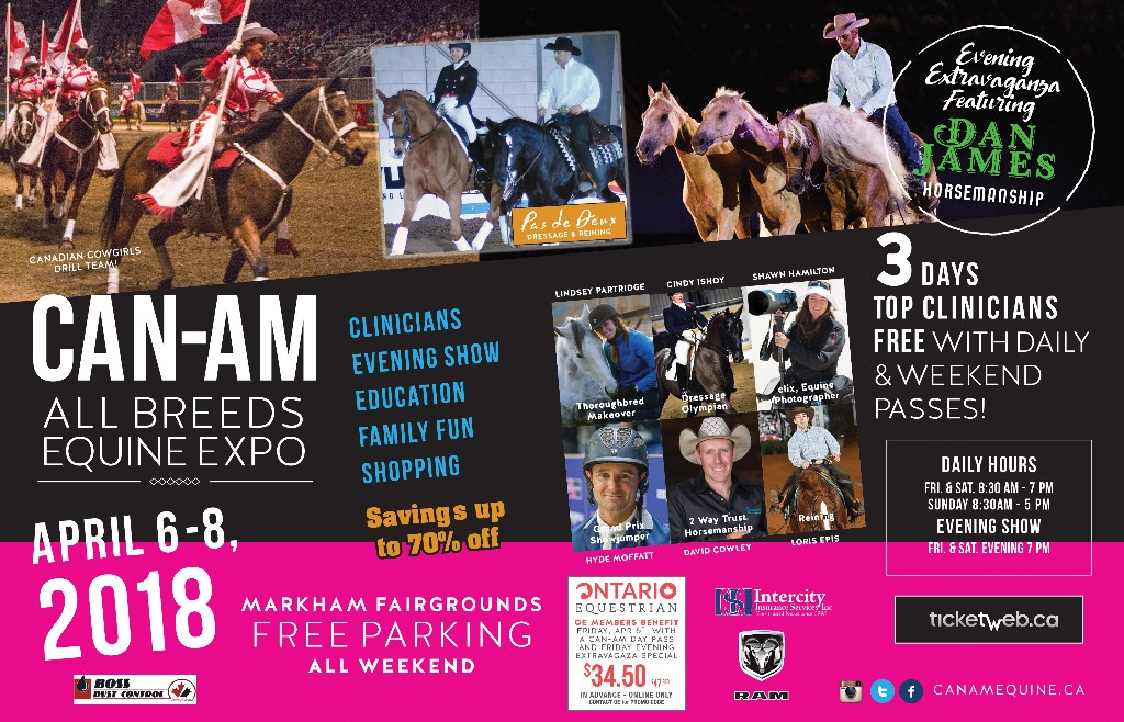 CanAm All Breeds Equine Expo