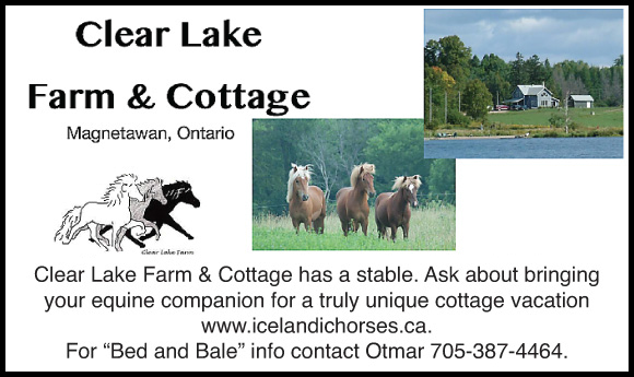 Clear Lake Farm & Cottage