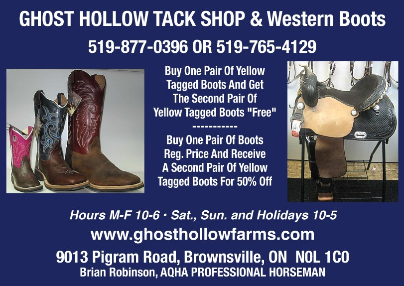 Ghost Hollow Tack Shop