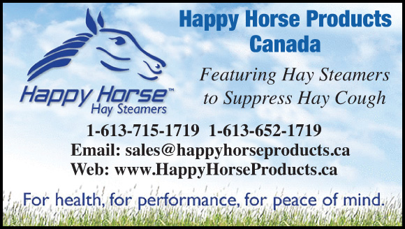 Happy Horse Hay Steamers