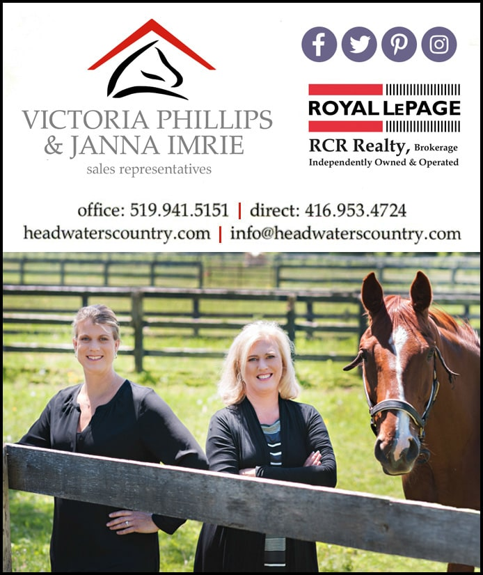 Victoria Phillips & Janna Imrie Real Estate Royal Lepage