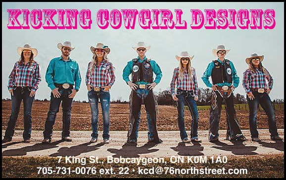 Kicking Cowgirl Designs