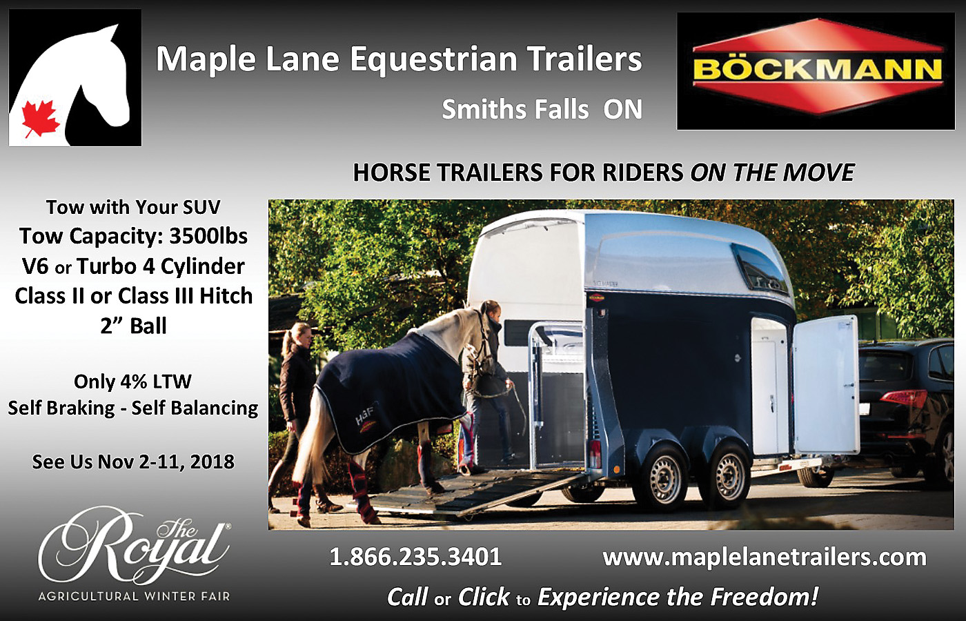 Maple Lane Trailers