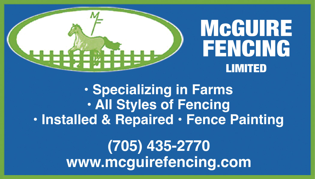 McGuire Fencing Limited