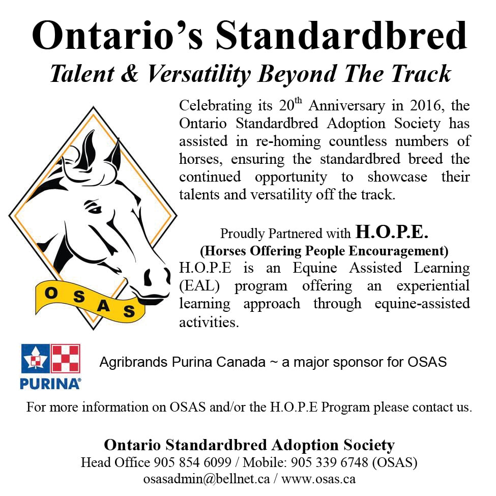 Ontario Standardbred Association