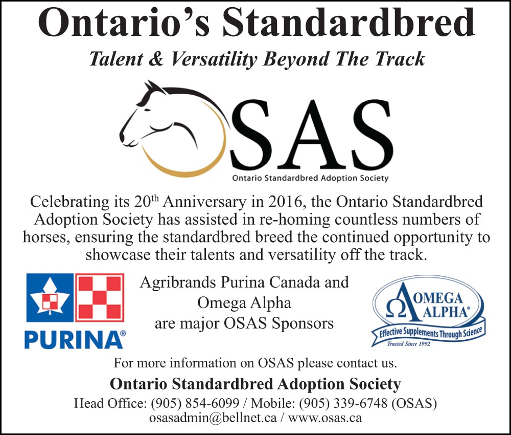 Ontario Standardbred Adoption Society