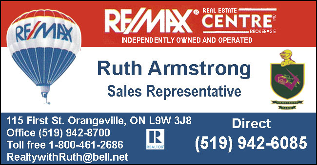 Re/Max Real Estate Centre - Ruth Armstrong