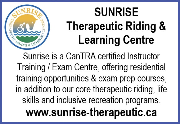 Sunset Therapeutic Riding Centre