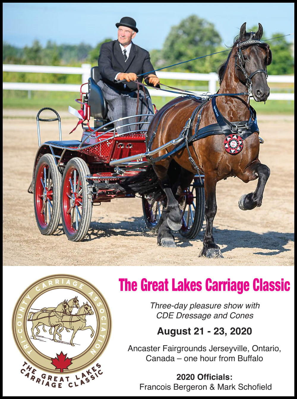 Tri-County Carriage Great Lakes Classic