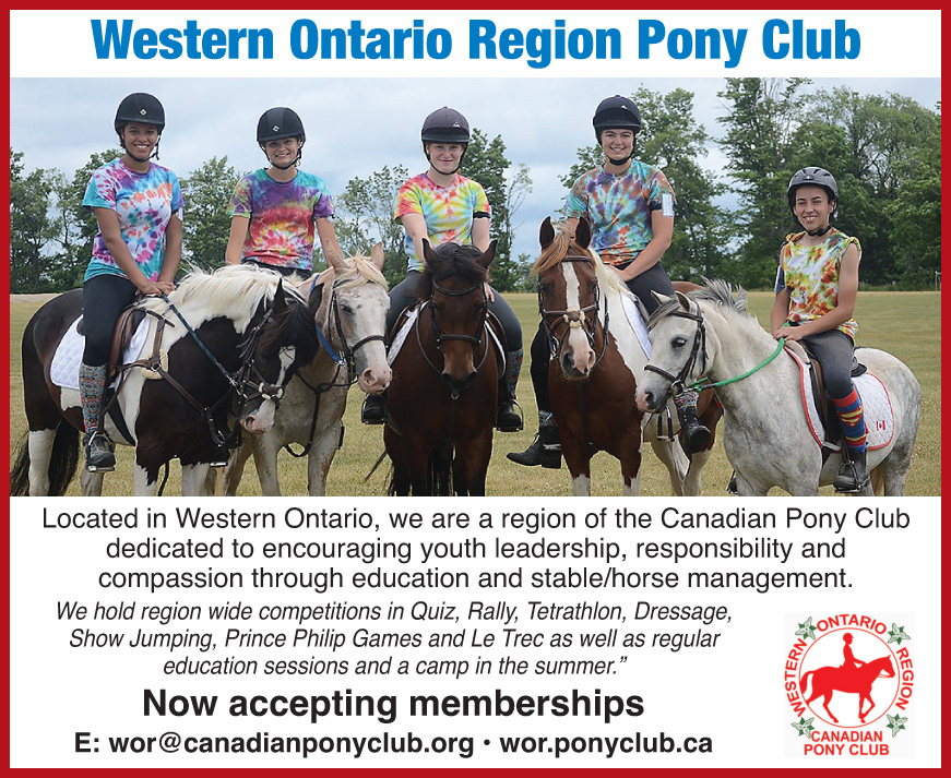Western Ontario Pony Club