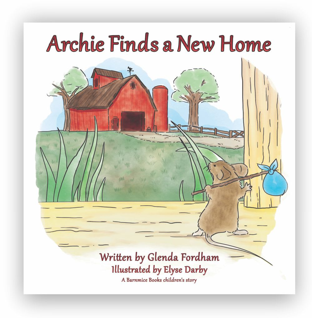 Archie Finds a New Home by Glenda Fordham