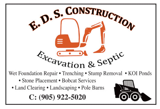 eds construction excavation & septic