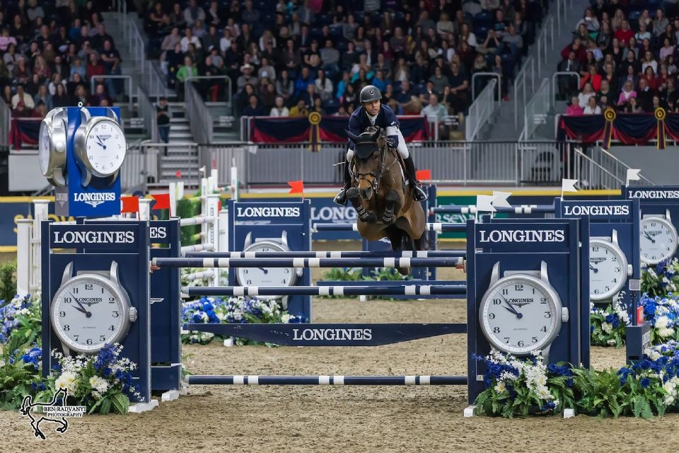 longines show jumping kent farrington