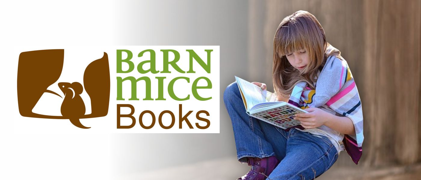 barn mice books banner