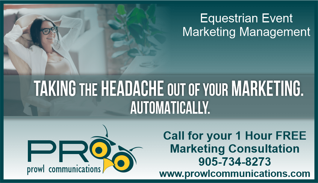 Prowl Communications - Equestrian Event Marketing Management